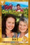 Livre numérique Toni der Hüttenwirt Jubiläumsbox 5 – Heimatroman