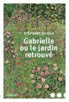 Libro electrónico Gabrielle ou le jardin retrouvé