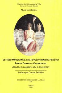Electronic book Lettres parisiennes d'un révolutionnaire poitevin