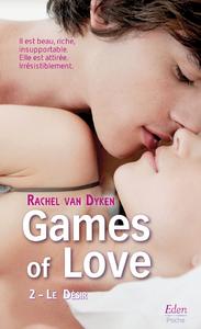 Livre numérique Games of Love - Le désir (t.2)