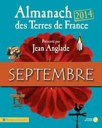 Livre numérique Almanach des Terres de France 2014 Septembre