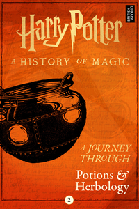 Electronic book A Journey Through Potions and Herbology