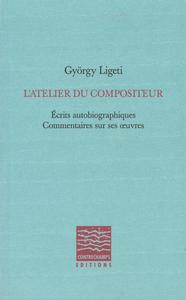 Livre numérique L'Atelier du compositeur