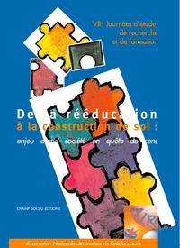 Livre numérique De la rééducation à la construction de soi