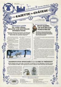 Livro digital Le Château des Animaux (Tome 5) - La Gazette du Château
