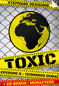 Livre numérique Toxic - épisode 6