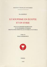Livre numérique Le soufisme en Égypte et en Syrie