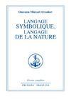 Livre numérique Langage symbolique, langage de la nature