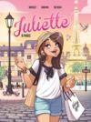 Livre numérique Juliette à Paris - La BD