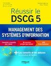 Livre numérique Réussir le DSCG 5 - Management des systèmes d'information