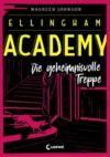 Livre numérique Ellingham Academy 2 - Die geheimnisvolle Treppe