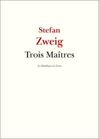 Libro electrónico Trois Maîtres