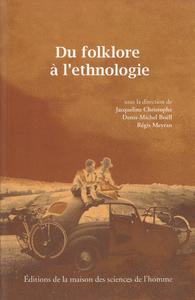 Livre numérique Du folklore à l'ethnologie