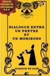 Livre numérique Dialogue entre un prêtre et un moribond