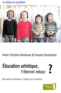 Livre numérique Education artistique, l'éternel retour ?