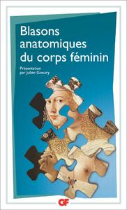Electronic book Blasons anatomiques du corps féminin