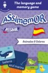 Electronic book Assimemor – My First Spanish Words: Animales y Colores