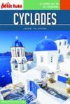 Electronic book CYCLADES 2019 Carnet Petit Futé