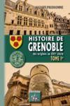 Livre numérique Histoire de Grenoble (Tome Ier)