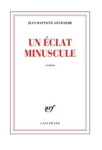 Electronic book Un éclat minuscule