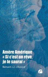 """Livre numérique Amère Amérique, """"Si c'est un rêve, je le saurai"""""""