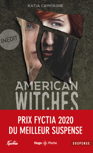 Electronic book American Witches